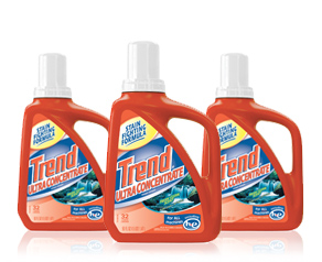 Trend Laundry Detergent High Efficiency Washing