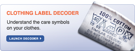 Trend Clothing Label Decoder